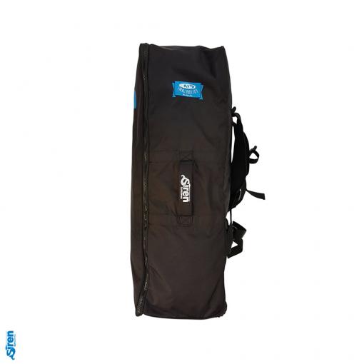 Schwarzer SUP Rucksack für I-SUP Boards