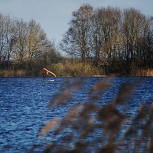 Wingsurfing mit SUP Allroundboard Siren mahi
