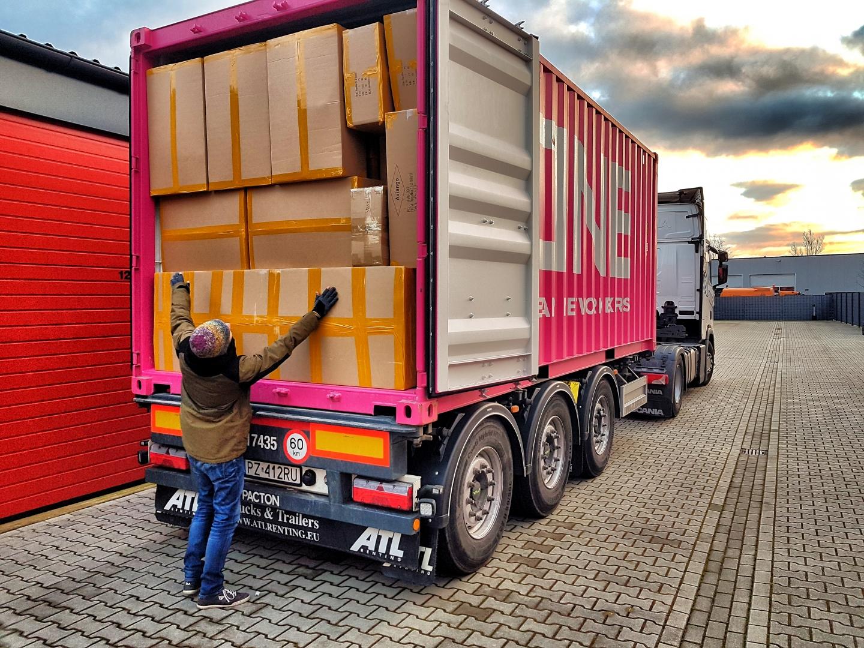 SIREN Container