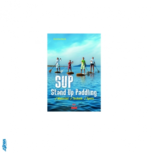 Buch: SUP Stand Up Paddling - Material und Technik
