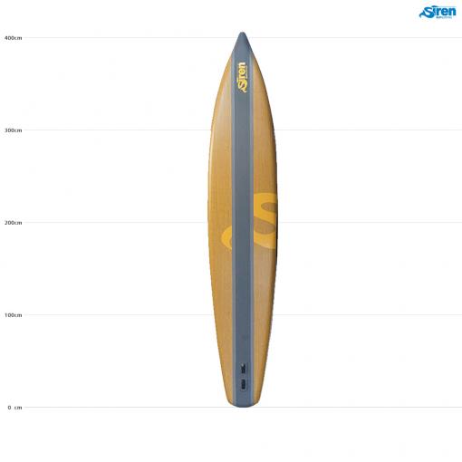 Das schnellste Allround - Touring SUP aufblasbar von SIREN SUPsurfing