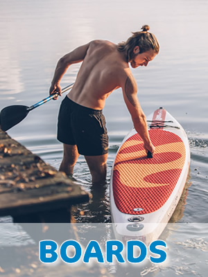 SUP Stand Up Paddle Boards von SIREN SUPsurfing