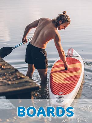 SUP Stand Up Paddle Boards von SIREN SUPsurfing