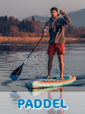 SUP Paddel für Stand Up Paddling von SIREN SUPsurfing