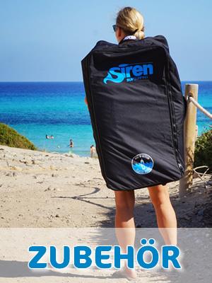 Stand Up Paddle Zubehör von SIREN SUPsurfing