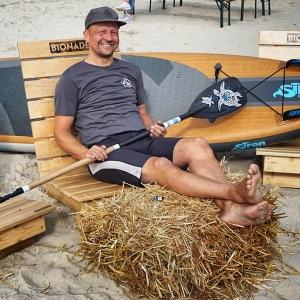 SIREN SUPsurfing Roadshow - wheels and wake Nethen 2020