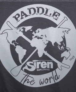 Paddelshirt für SUP von SIREN