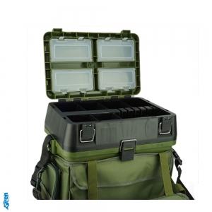 SUP Gepäcktasche als Rucksack und Sitzbox von SIREN SUPsurfing