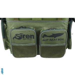 SIREN SUP SEAT BOX als Stuhl mit Gepäckfach für Stand Up Paddling