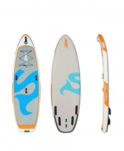 Das beste Wildwasser SUP Board von SIREN SUPsurfing: snapper