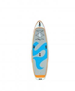 Wildwasser SUP - das beste Board von SIREN SUPsurfing ist der snapper