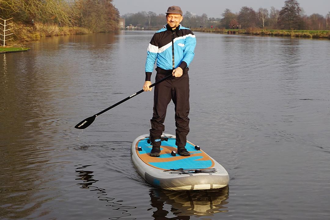 SUP DRY SUIT - Trockenanzug für den Winter SUP Sport von SIREN