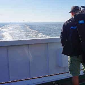 SUP auf Reisen mit Travelrucksack des SIREN mahi 10.8 HCT