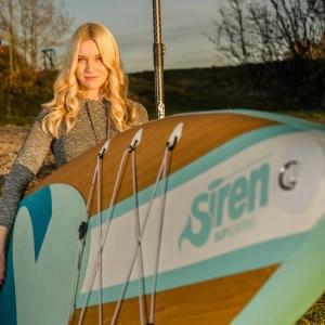 SIREN rubio 11.2 - das schöne aufblasbare Board von SIREN