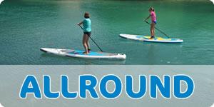 Die besten Allround SUP Boards von SIREN SUPsurfing