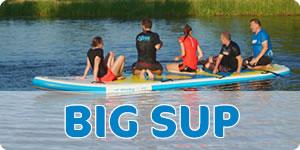 Das beste BIG SUP Board von SIREN SUPsurfing