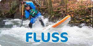 Das beste River SUP Board von SIREN SUPsurfing