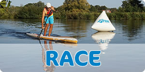 Die besten Race SUP Boards von SIREN SUPsurfing