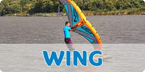 Das beste Board für WING SUP von SIREN SUPsurfing