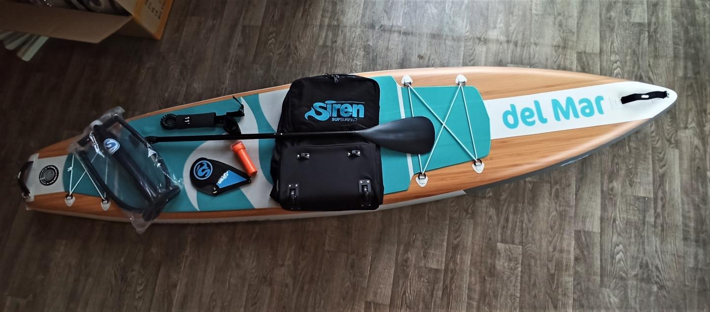 del Mar Touring Board im SIREN Shop