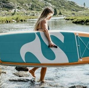 Individuelle SUP Boards in Kleinauflage