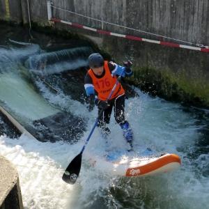 Norden Rocks 2021 mit SIREN SUPsurfing